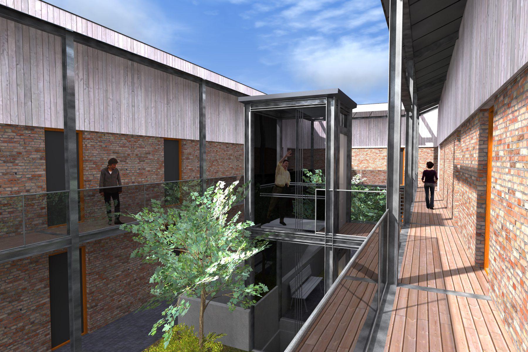 Bert Kaspers – project Groningen