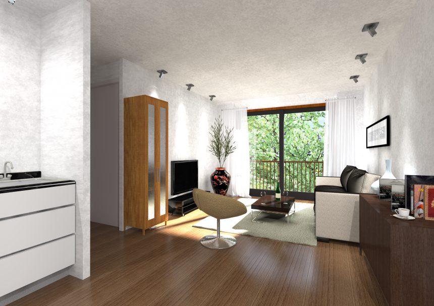 Appartementen Binnentuin – Groningen