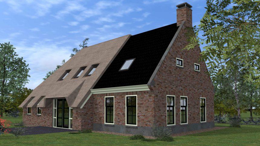 Klassieke woonboerderij – Bronneger