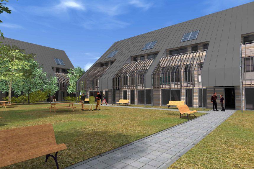 Bert Kaspers - project Groningen